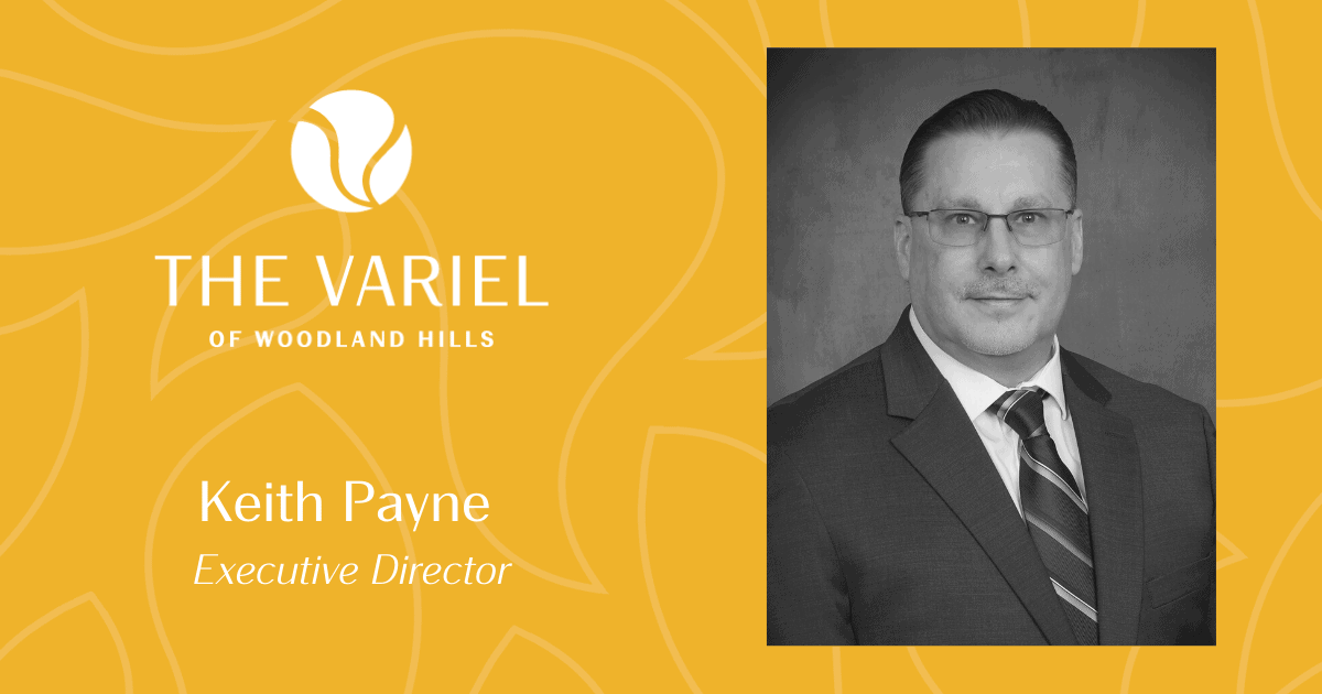 The Variel Executive Director Keith Payne